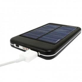 Batería solar recargable de 5000 mAh
