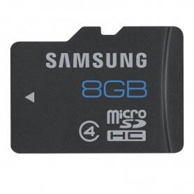 Tarjeta Micro SDHC Samsung 16Gb clase 6