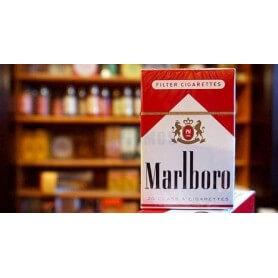 Localizador GPS oculto en Cajetilla de tabaco