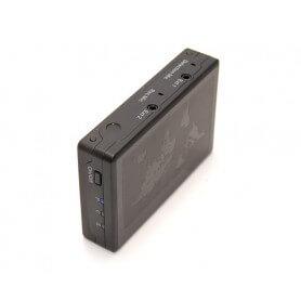 GE-40S Micrófono espía de escucha ambiental de LawMate