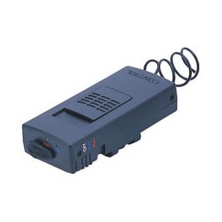 Control remoto vía radio