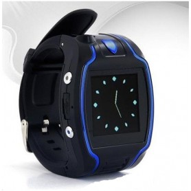 Reloj espia con microfono y sistema GPS