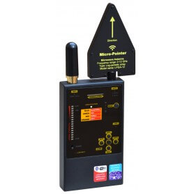 Protect 1206i Detector de frecuencias portatil GSM, WIFI, LTE, 3G, 4G, Bluetooth, WI MAX