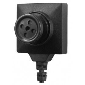 Micro cámara espia de botón 2MP baja luminosidad LawMate BU19