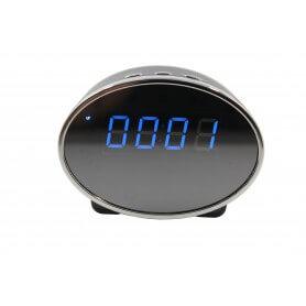 Reloj Espía WIFI gran angular 140º 60FPS 1080p WIFI Full HD con visión noctura y deteccion de movimiento SEM-32