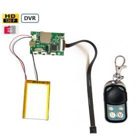Mini camara espia HD larga autonomia 720p 24 horas