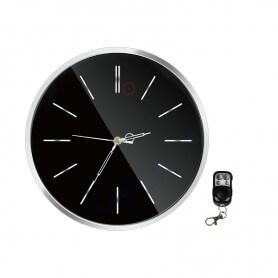 SEM 100 Reloj espía de pared para salones 1080p Full HD