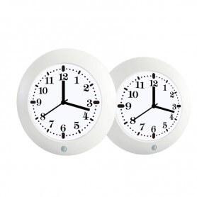 SEM90 Reloj espía de pared para cocinas 1080p HD con sensor PIR