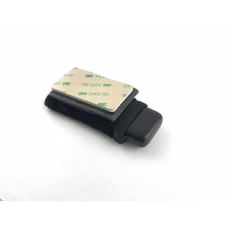 Funda de transporte con velcro para localizador GPS Nano sim