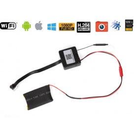 Mini Camara Espia WIFI IP P2P Full HD 1080p