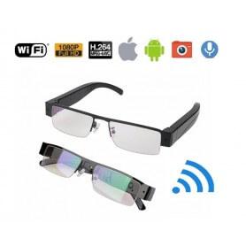 Gafas Espia WIFI 1080p
