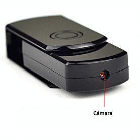 Pendrive espia HD con autonomia ilimitada